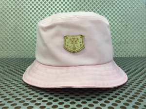 Bucket Hat Wood Spring'16 - Pink