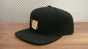 Wooden Shield 111 Black